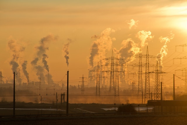 cloud computing impacts on nvironment